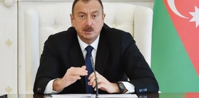 Aliyev'den hain saldırıya sert tepki!