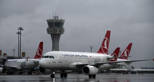 İstanbul'da havalimanlarında