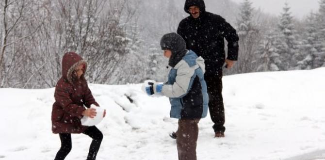 Kar tatili haberleri art arda geldi!