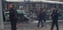Kayseri'de halk otobüsüne bombalı saldırı!