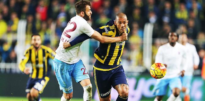 Trabzon'da dev maçta ilk yarı! / CANLI