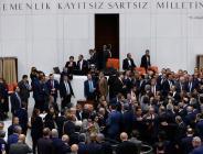 Anayasa değişikliği teklifinde 5. madde kabul edildi
