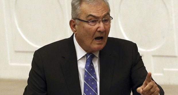 Deniz Baykal: 'Tasarı Meclis'te reddedilirse Türkiye'nin ufku açılır'